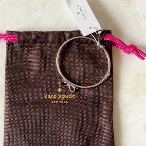 Kate Spade Love Notes Bow Bracelet
